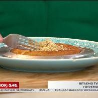 Як приготувати десерт кюнефе - рецепт шеф-кухаря турецького ресторану Шакіра Демірера