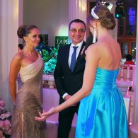 Советник мэра Киева Игорь Никонов позволил жене заниматься танцами, пока сам в командировке