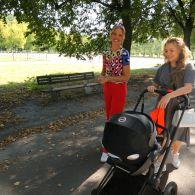 Хореограф Алена Шоптенко показала трехмесячного сына и рассказала, как совмещает работу с грудным кормлением