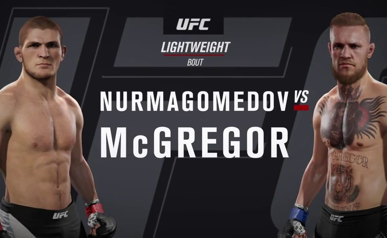 Бой Хабиба Нурмагомедова и Конора Макгрегора: дата боя