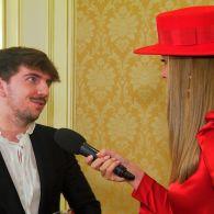 Руслан Багінський отримав премію «Прорив року» на Best fasion awards
