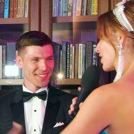 Игорь Кузьменко женился и рассказал, как танцевал в храме