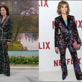 Як одягатися в стилі Джейн Фонди - Правила моди