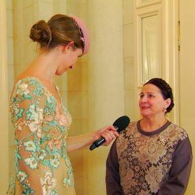 Ніна Матвієнко розповіла про підготовку до дуету з Монатиком