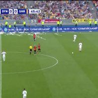 Динамо – Шахтар - 1:0. Відео матчу