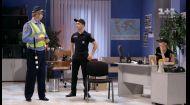Нова поліція затримала колишнього ДАІшника - Ігри приколів. 3 сезон. 4 випуск