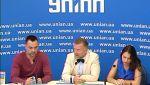 «Антин Мухарский и Украинский культурный фронт презентуют альманах «Национальная идея современной Украины»