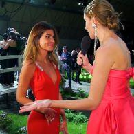Модель Коралл Симанович рассказала о свадьбе мечты