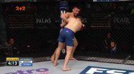 UFC. Педро Мунхоз - Браян Каравей. Відео бою