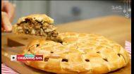 Родинний тришаровий пиріг – Солодка неділя