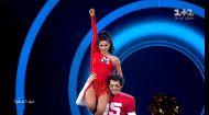 Michelle Andrade і Женя Кот – Поп-джаз - Танці з зірками. 5 сезон