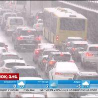 Чому водії проігнорували прогноз погоди і не змінили літню гуму на зимову