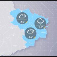 Прогноз погоди на п'ятницю, ранок 7 грудня