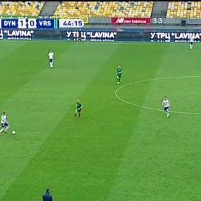 Матч ЧУ 2018/2019. 1 тур. Динамо – Ворскла - 1:0