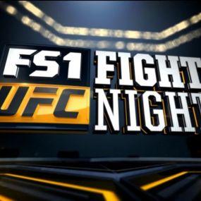 UFC FS1 74. Випуск за 25 січня 2019 року