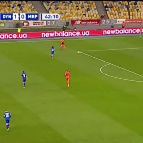 Матч ЧУ 2018/2019 - Динамо - Маріуполь - 4:0