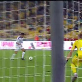 Матч ЧУ 2018/2019. 7 тур. Динамо – Карпати – 0:2.
