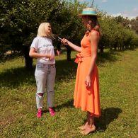 Елена Курта рассказала о своем увлечении аргентинским фольклором