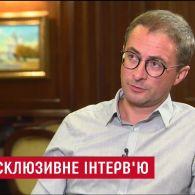 Юрій Луценко ексклюзивно розповів ТСН.Тижню про Тумгоєва та силовий конфлікт з НАБУ