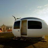 Мобільний будинок Ecocapsule