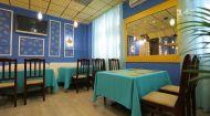 До и после. Ресторан Антей в Киеве. На ножах
