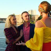 Тарас Тополя вспомнил свое первое выступление и рассказал, выступит ли вместе с женой Алешей