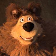 Маша и Медведь 1 сезон 48 серия. Пещерный медведь