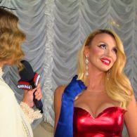 Оля Полякова снялась в секс-комедии «Свингеры»: «Меня научили целоваться по-киношному, без языка»