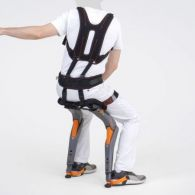 У Швейцарії розробили гнучкий стілець, який рятує при стоячій роботі