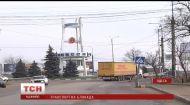 В Одесской области сегодня утром началась акция по блокированию проезда российских фур