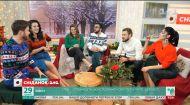 Святковий ефір Сніданку, Новорічний Квартал та програма на свята - Телесніданок