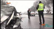 Масштабна аварія в середмісті столиці