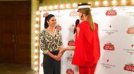 Телеведуча Людмила Барбір поділилася секретами здобуття чорного поясу з айкі-дзюдзюцу