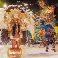 Світ навиворіт 10 сезон 1 випуск. Бразилія. Фестиваль Бой Бей Бумба й індіанські звичаї