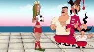 Казаки. Футбол 16 серия. Дания