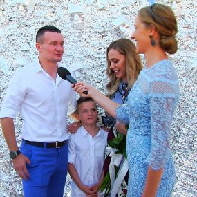 Футболист Артем Федецкий вспомнил, как праздновал свадьбу на заводе