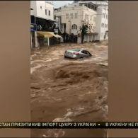 Турецький Бодрум пішов під воду