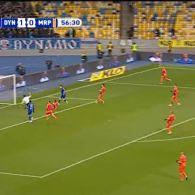 Динамо - Маріуполь - 2:0. Відео голу Вербича