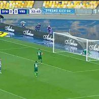 Динамо – Ворскла – 1:0. Відео автоголу Ардіна Даллку