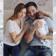 Андрей Фединчик и Наталья Денисенко рассказали о сыне