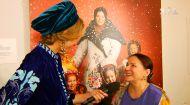 Ніна Матвієнко: «Не хотіла б бути музейним працівником, бо саме вже музейний експонат»