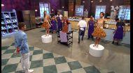 «Крокембуш» - солодощі на жіночій спідниці! Король десертів. 1 сезон 2 випуск