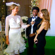 Джимми Воха-Воха рассказал, как снимался в «Скаженому весіллі» и учил украинский