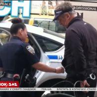 Голлівудський актор Алек Болдвін побився за місце на парковці