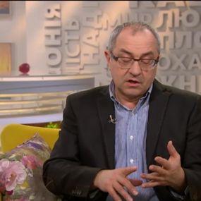 Актор Віктор Андрієнко розказав про єдину в Україні гумористичну моновиставу