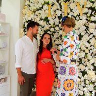 Семья Тимура Мирошниченко готовится к рождению первенца