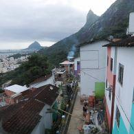 Как живут в фавелах Рио-де-Жанейро