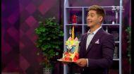 Торт з єдинорогом від Рузанни Щербини. Король десертів. 1 сезон 1 випуск