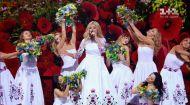 """Ирина Федишин - При долині кущ калини. Концерт """"Білі троянди"""""""