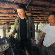 Охота на таинственный деликатес племени Тикуна. Мир наизнанку. Бразилия